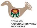 Nacionalinio parko produktas
