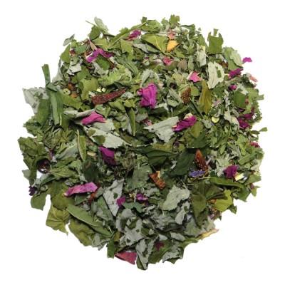 Herbal tea Strawberry Quadrille