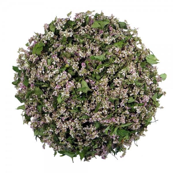 Buckwheat blossom tea