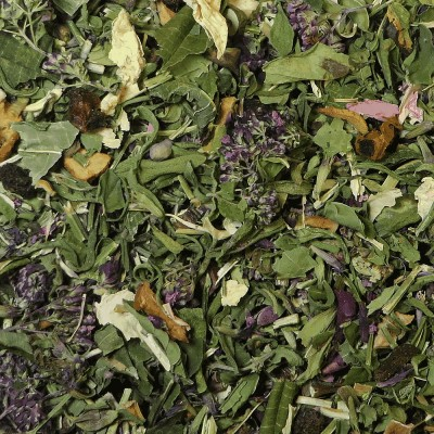 Liepsnojantis Krūmas žolelių arbata