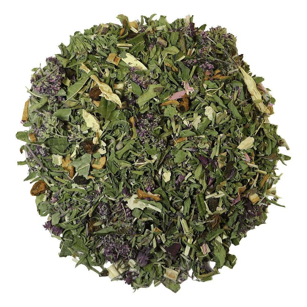Herbal tea Flaming Shrub