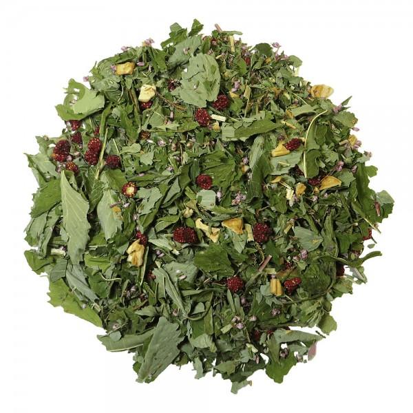 Žolelių arbata Žemuogių Saujelė