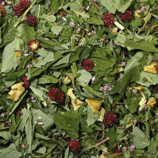 Handful of Wild Strawberry herbal tea
