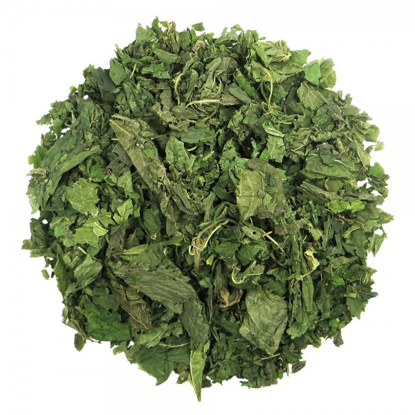 Nettle leaves herbal tea