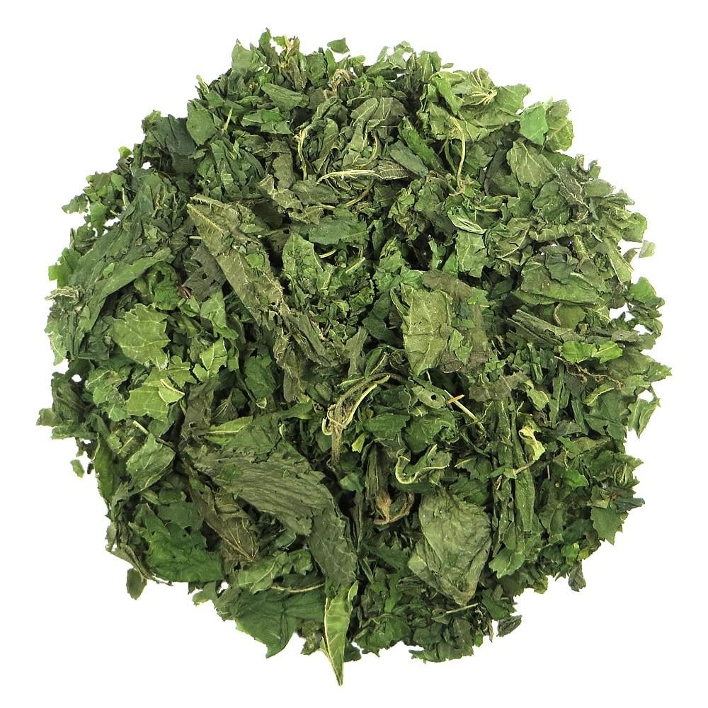 Nettle leaves herbal tea