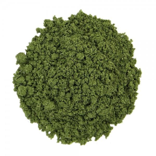 Milk thistle grass powder