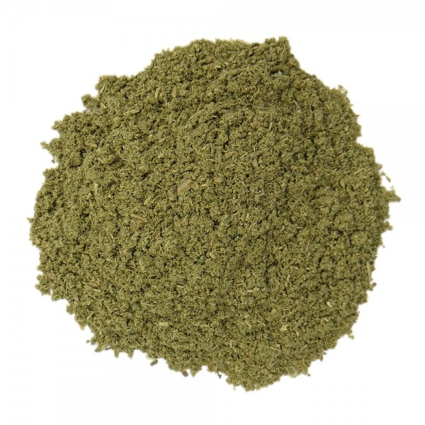 Borage grass powder