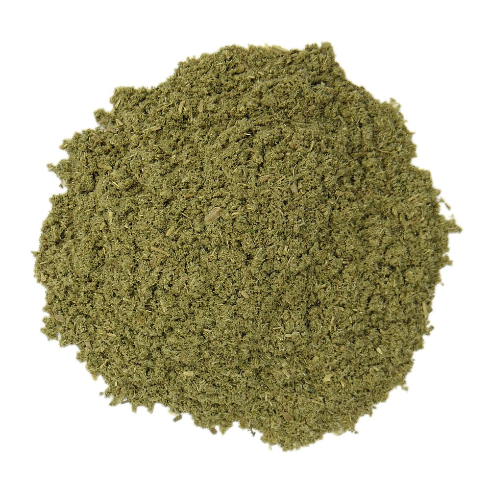 Borage grass powder