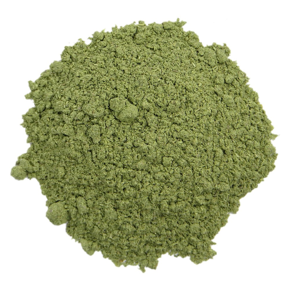 Red clover powder