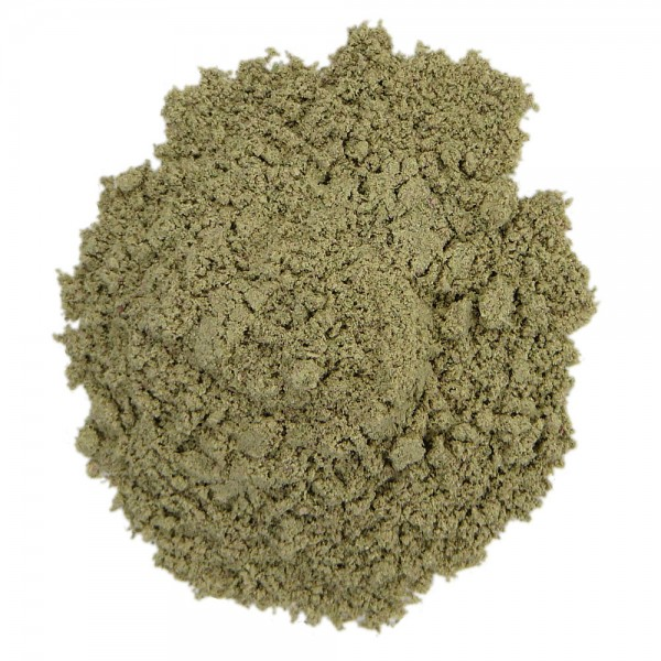 Buckwheat blossom powder
