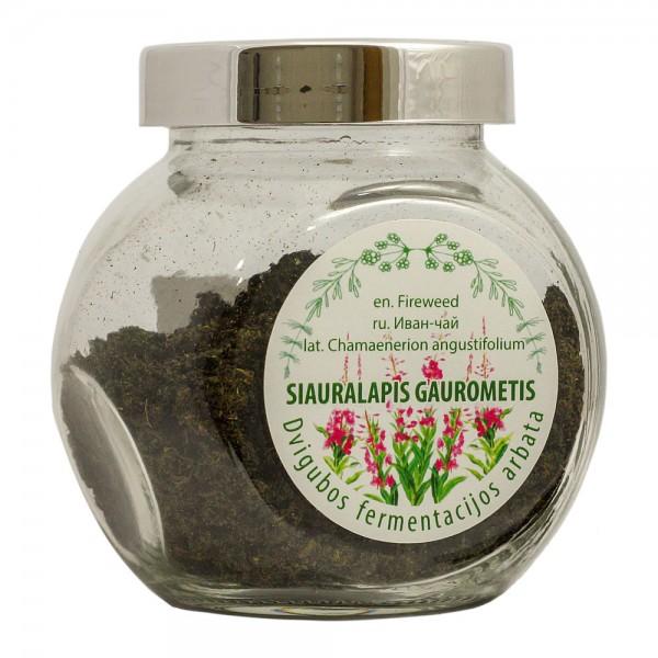 fermented Fireweed tea