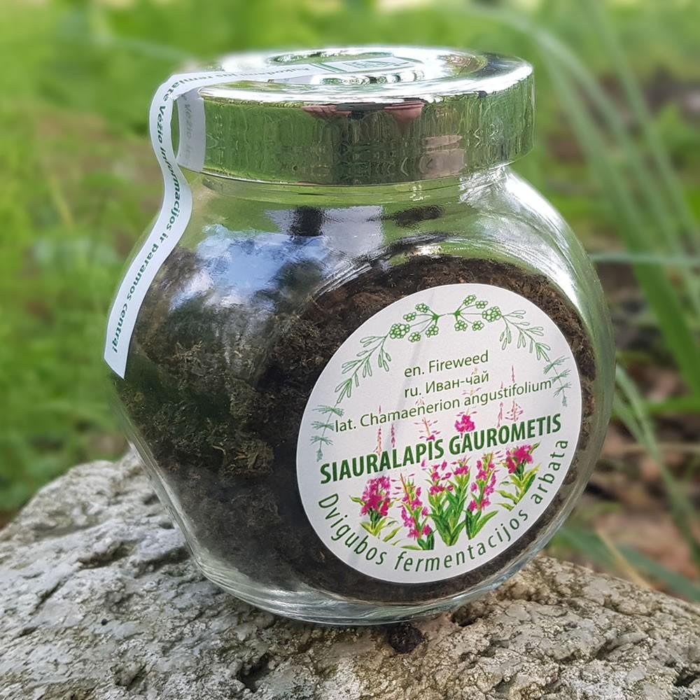 fermentuotas gaurometis