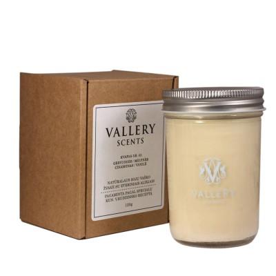Svajonė didelė kvapi žvakė su dėžute Vallery Scents