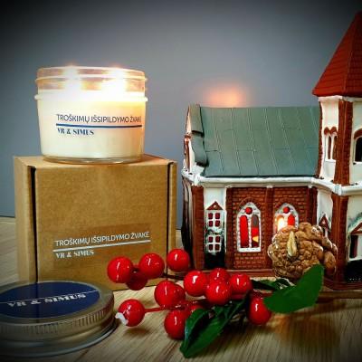 Troškimų išsipildymo žvakė