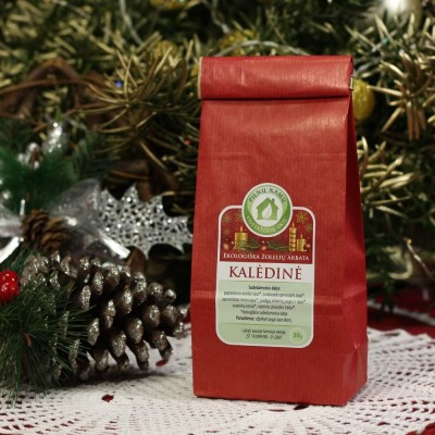 CHRISTMAS herbal tea pack