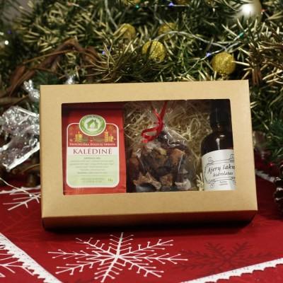 Kalėdinė dovana Moterims su ajerų hidrolatu.
