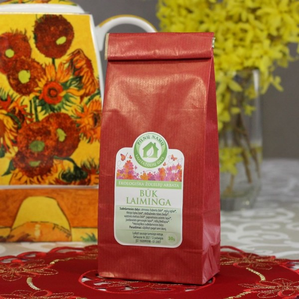 Organic herbal tea - By happy
